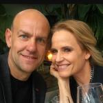 Shaynna Blaze's ex-husband Steve Vaughan