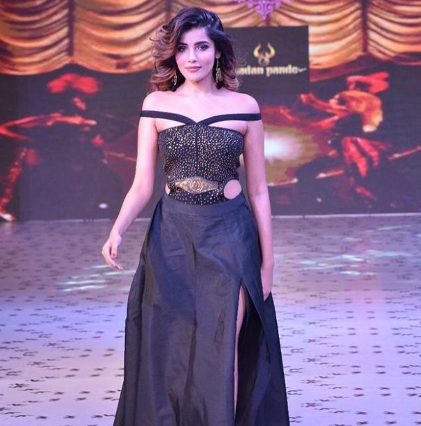 Aditi Hundia, an Indian Model