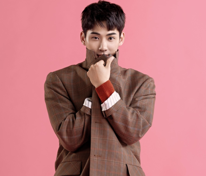 Handsome South Korean actor, Jung Ga-ram