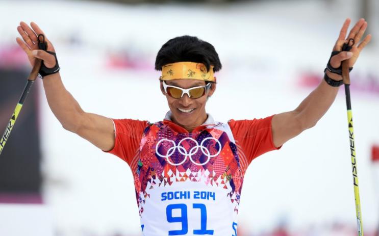 Dachhiri Sherpa competed in three Winter Olympics