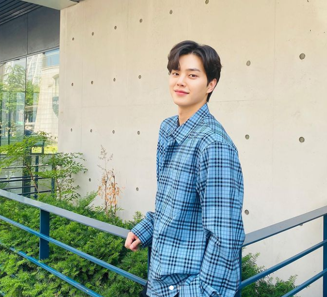 South Korean actor, Song Kang