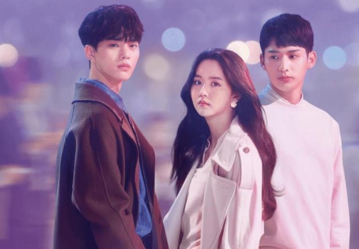 Kim So-hyun in the Korean drama 'Love Alarm'