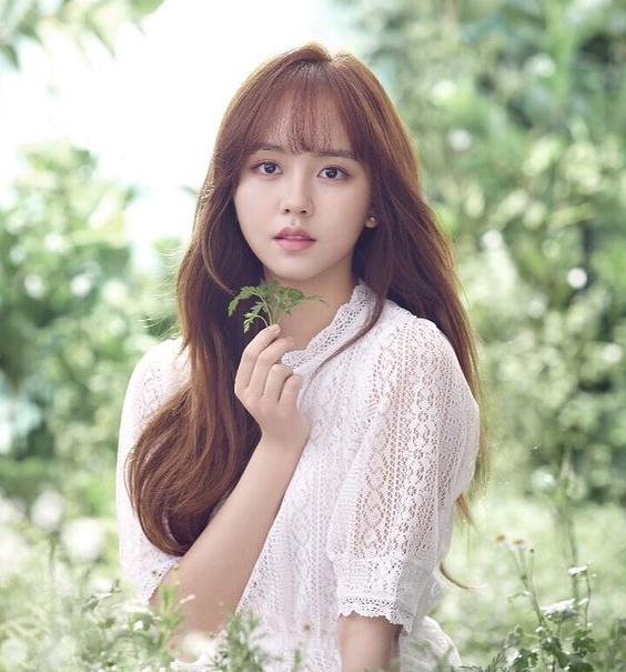 South Korean actress, Kim So-hyun