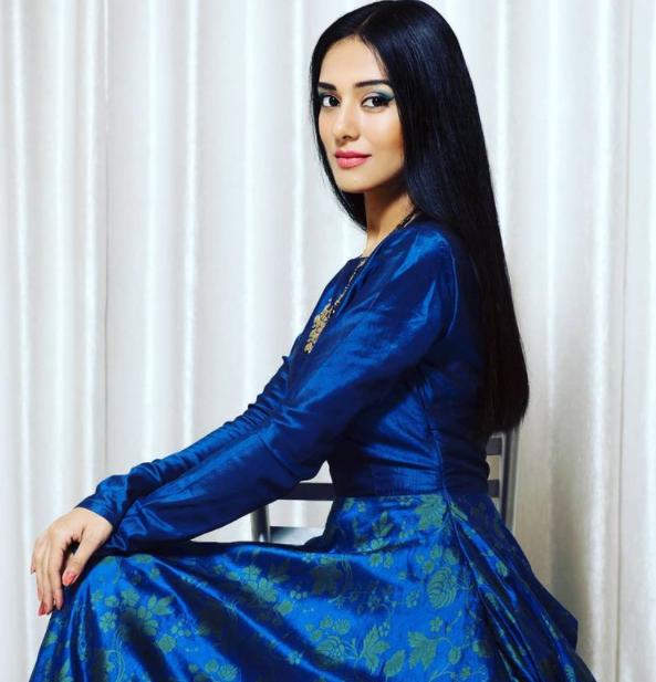 Indian Film Actress and Model, Amrita Rao