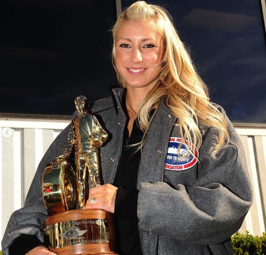 Drag Racer Championship, Leah Pruett
