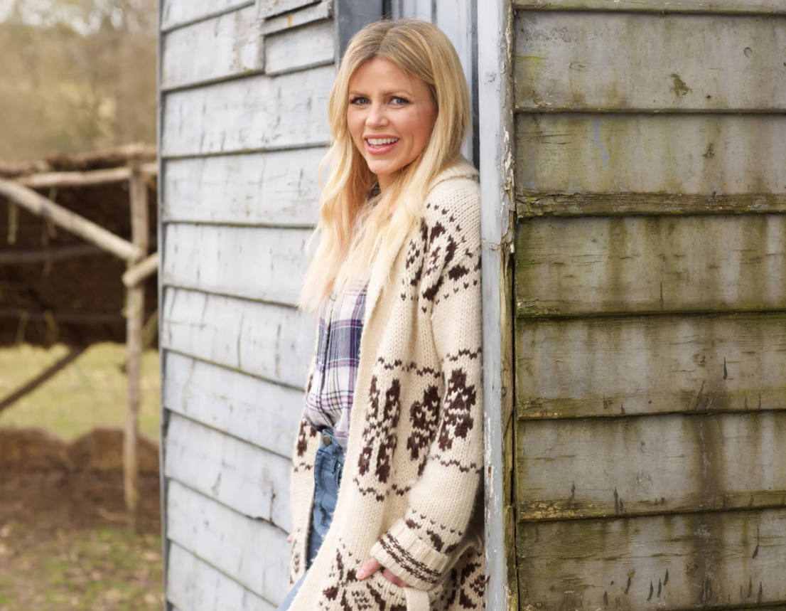 Co-Presenter of 'Countryfile', Ellie Harrison