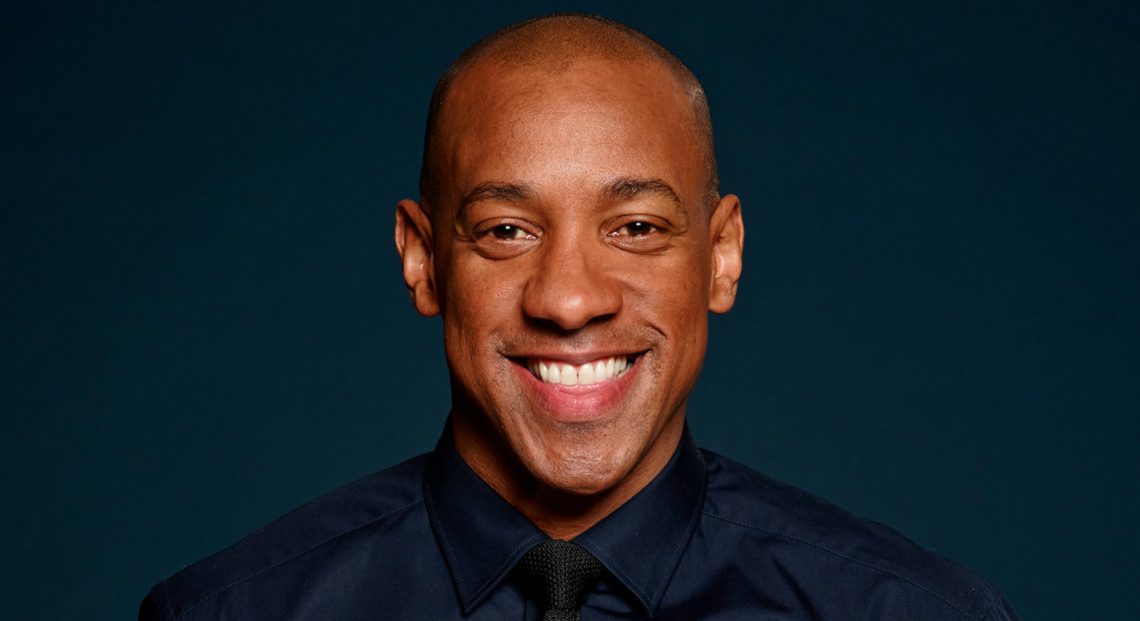 TV Presenter Dion Dublin