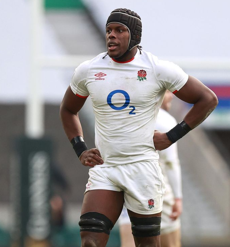 Maro Itoje, professional rugby union player
