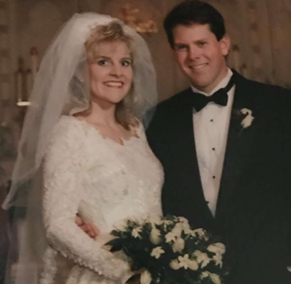 Brian Kemp and Marty Kemp Wedding Picture
