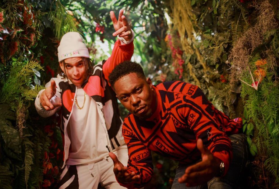 Dizzee Rascal dropped new video of song 'Body Loose'