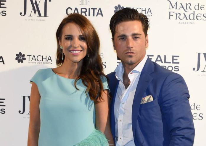 David Bustamante and his wife, Paula Echevarría