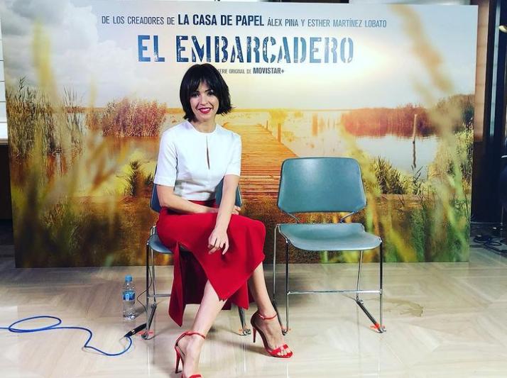 Three Goya Award Nomination Actress, Veronica