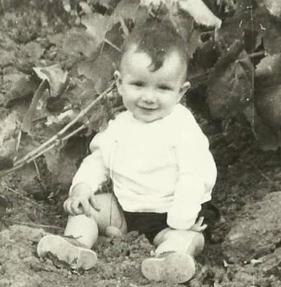 Pablo Motos During His Child Age