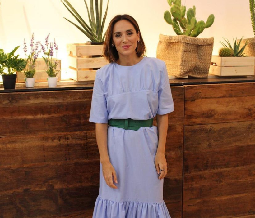 Tamara Falco, a famous Spanish Fashion Stylist