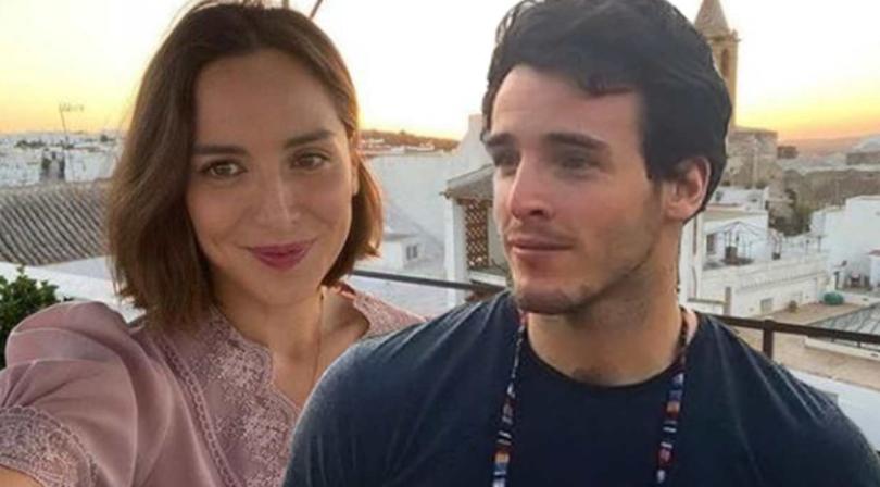 Tamara Falco and her boyfriend, Inigo Onieva