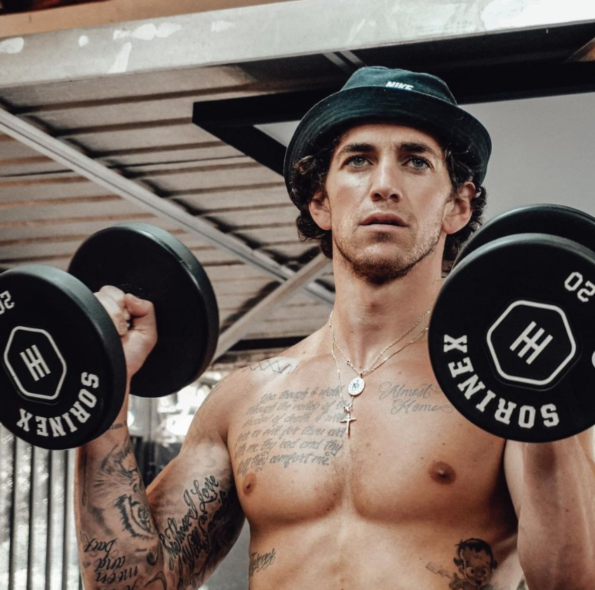 Celebrity Fitness Trainer, Alex Fine