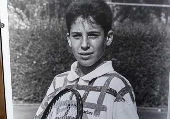 Miguel Angel Silvestre Dreamed Of Becoming Tennis Player