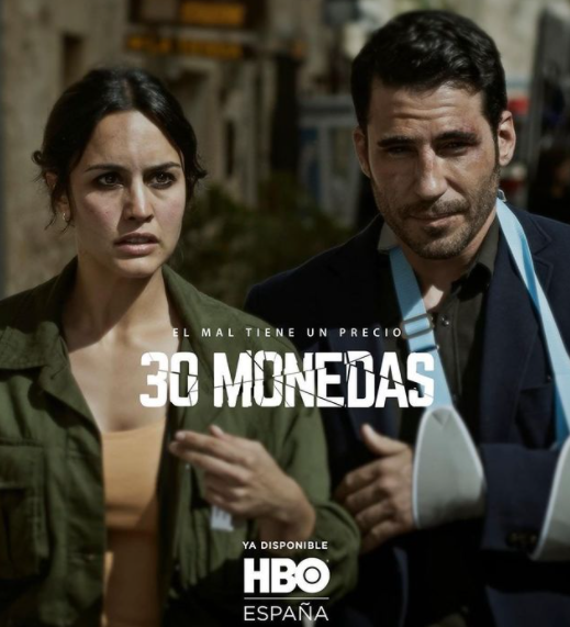 Miguel Angel Silvestre is starring in the HBO limited series '30 Coins'