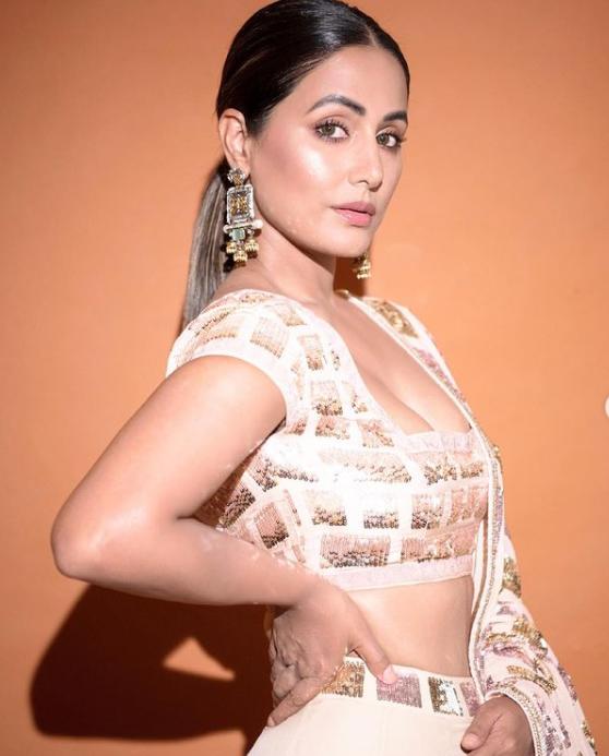 Television Actress Hina Khan