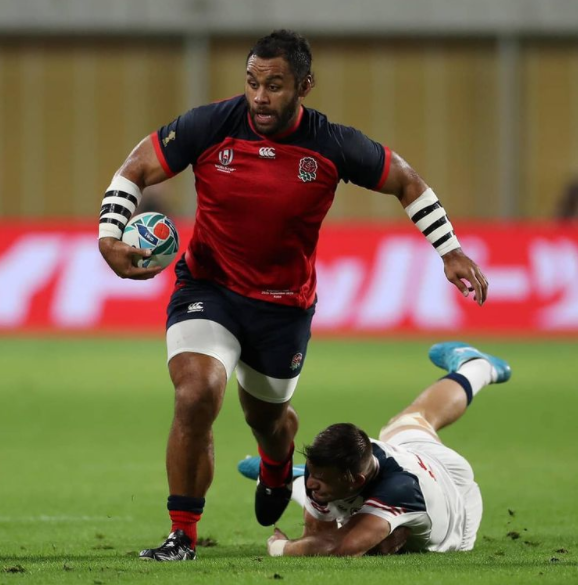Billy Vunipola Against The Opponent