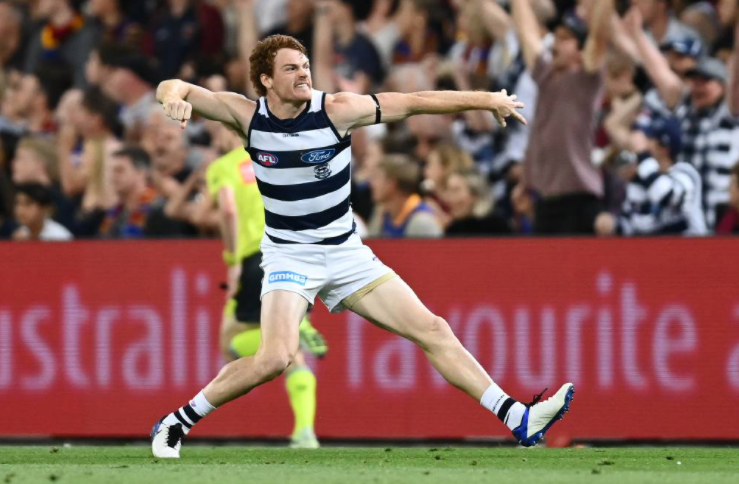 Australian rules footballer, Gary Rohan