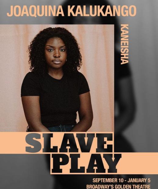 Joaquina Kalukango as Kaneisha in 'Slave Play'