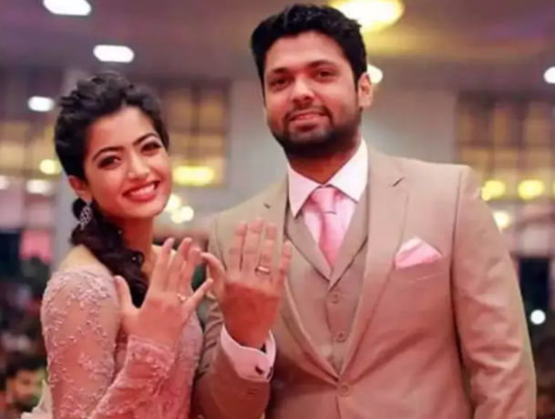 Rashmika Mandanna Broke Up With Her Ex-Fiance, Rakshit Shetty
