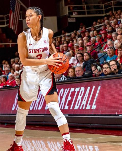 Anna Wilson, an American basketball player