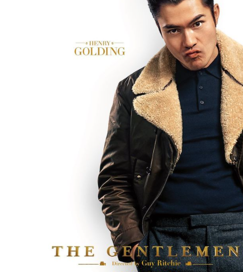 Henry Golding in the 2019 film 'The Gentleman'