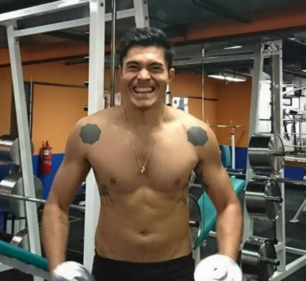 Henry Golding Tattoos
