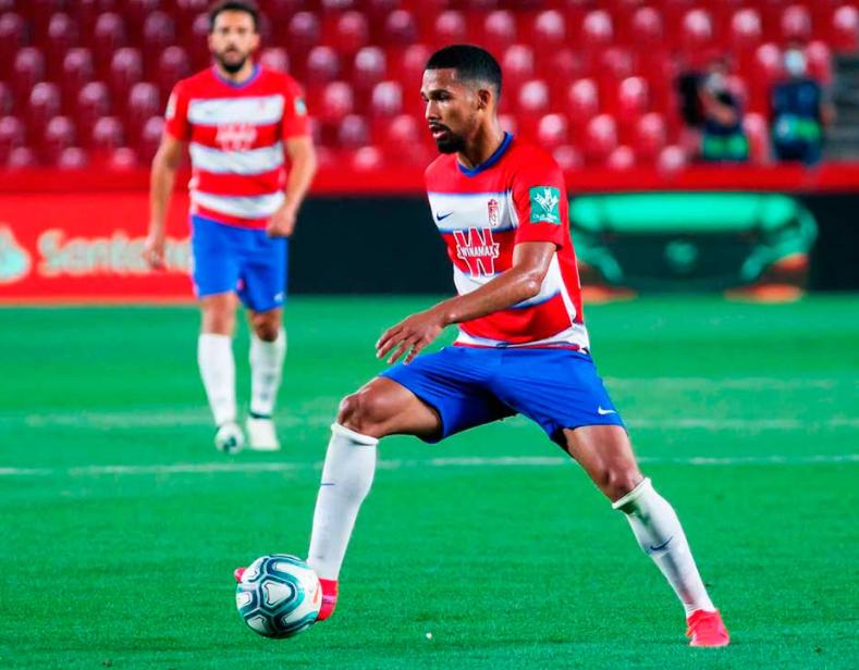 Yangel Herrera, Defensive midfielder for Spanish club Granada on loan from English club Manchester City