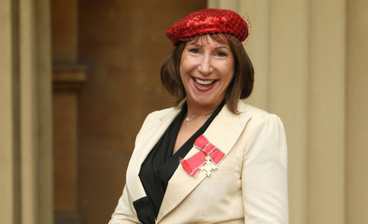 Kay Mellor, a British actress and screenwriter