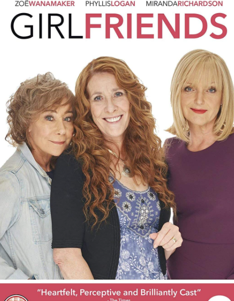 Kay Mellor writing work 'Girlfriends'