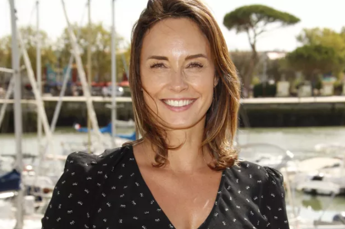 Actress and TV Presenter, Julia Vignali