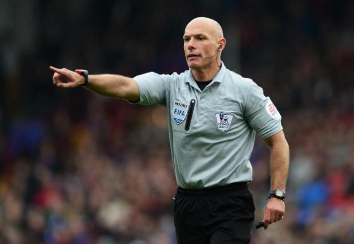 Former professional referee, Howard Webb