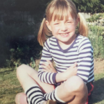 Ruth Dodsworth Childhood Picture