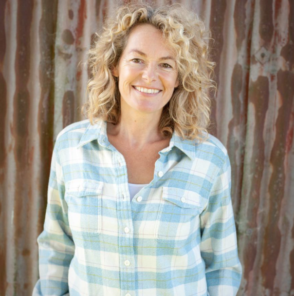 Kate Humble is the Great-great-great-granddaughter of Joseph Humble