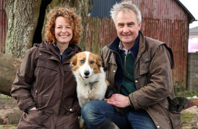 Kate Humble married Ludo Graham in 1992