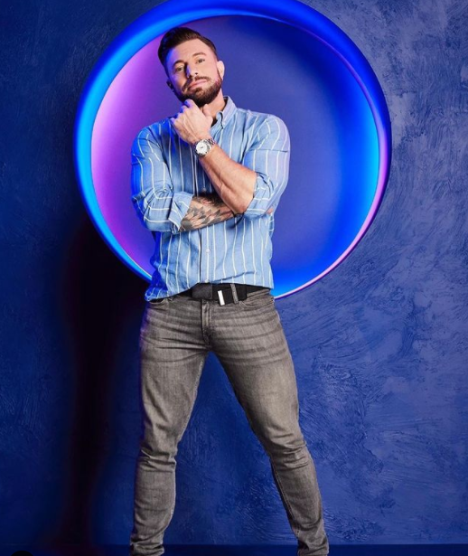 Duncan James became the first contestant to be eliminated from The Celebrity Circle