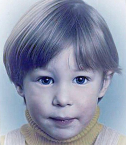 Duncan James, Young Age Picture