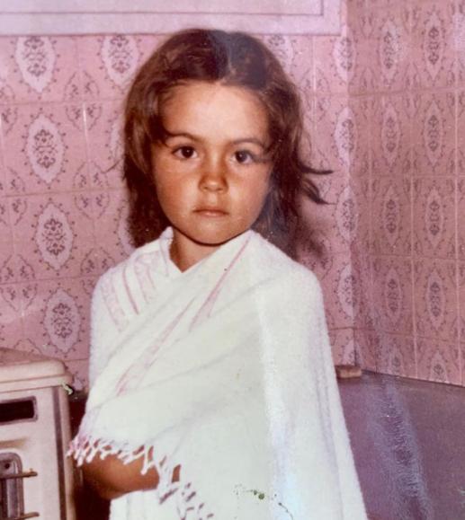 Barbara Schulz Childhood Picture