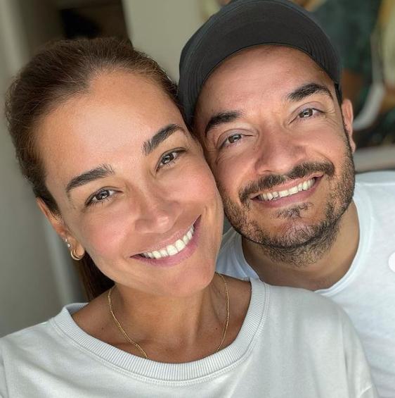 Jana Ina Zarrella is happily married to Giovanni Zarrella
