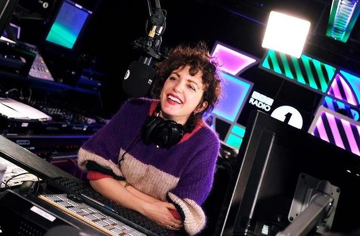 Irish DJ and Broadcaster, Annie Mac