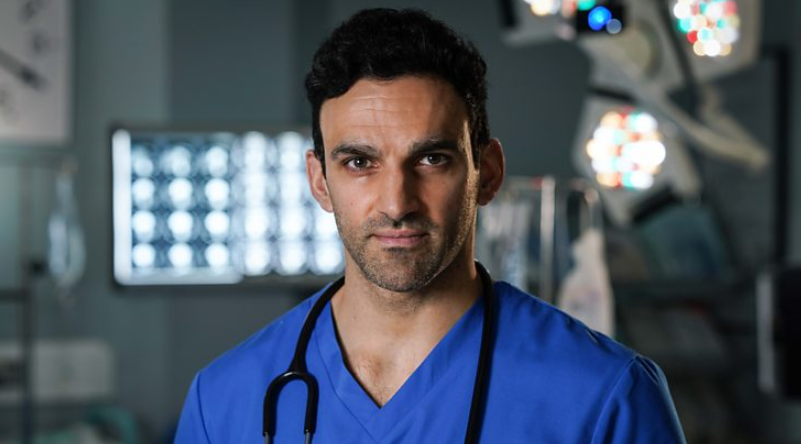 'Doctor Who' actor, Davood Ghadami is set to join the cast of the BBC medical drama 'Holby City' as Eli Ebrahimi