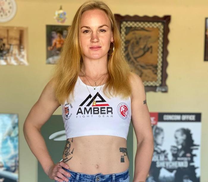 Professional MMA Fighter, Valentina Shevchenko