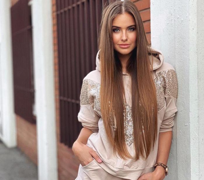 Instagram Model and Beauty Pageant, Liana Vasilisinova