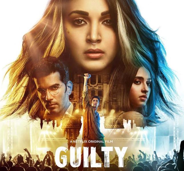 Kiara Advani win Filmfare OTT Awards for the web series 'Guilty'