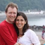 Nazanin Zaghari-Ratcliffe and Richard Ratcliffe