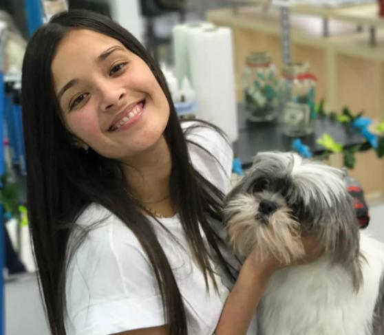 Felix Verdejo's girlfriend, Keishla Rodríguez