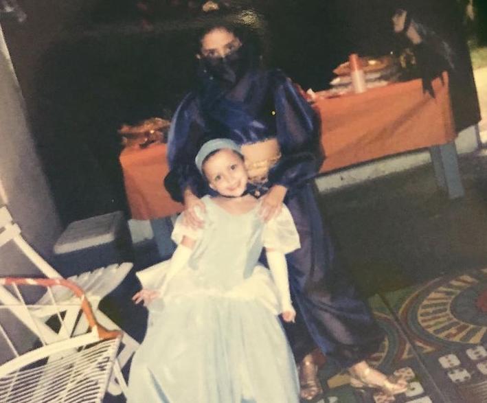 KathleenLights and her sister, Yvette Luis